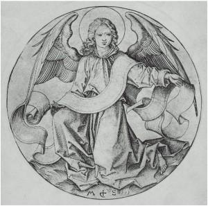 evangéliste ange