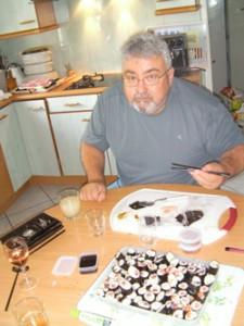 Cours de cuisine tradition japonaise et bourguignonne sens for Apprendre cuisine japonaise