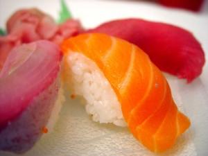 sushi cour de cuisine japonaise