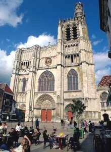 Cathédrale gothique de Sens
