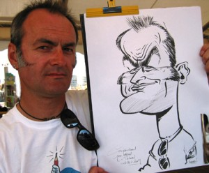 laurent basttistini dessin caricature stage